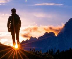 登山イメージ画像